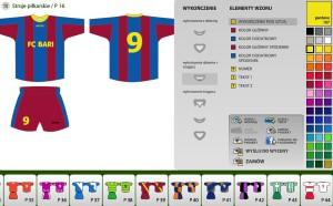 Kreator koszulek piłkarskich