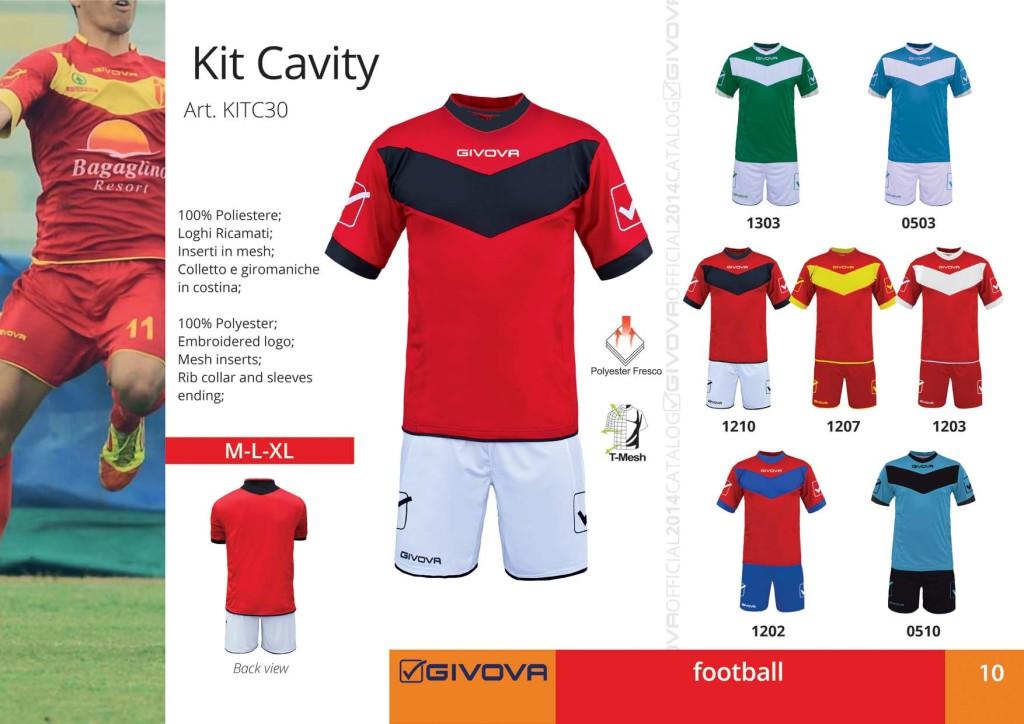 Zobacz katalog strojów piłkarskich Givova