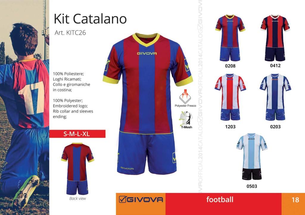 Pobierz katalog Givova  - odzież piłkarska