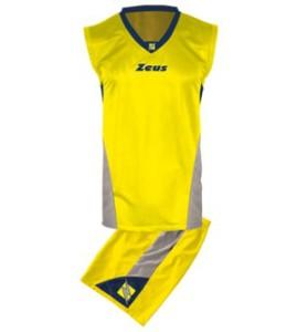 ZEUS - stroje koszykarskie