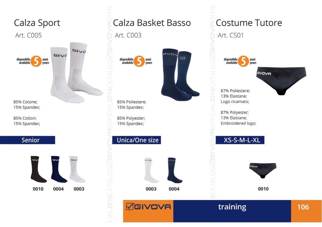 calza-sport-basket-basso-costume-tutore