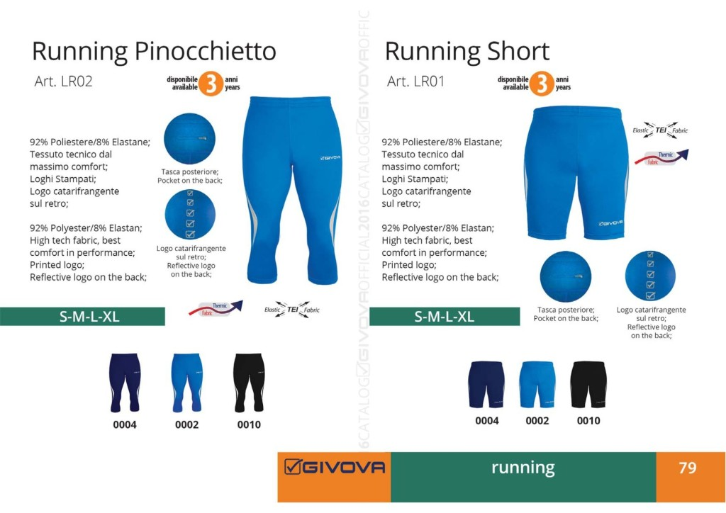 running-pinocchietto-running-short