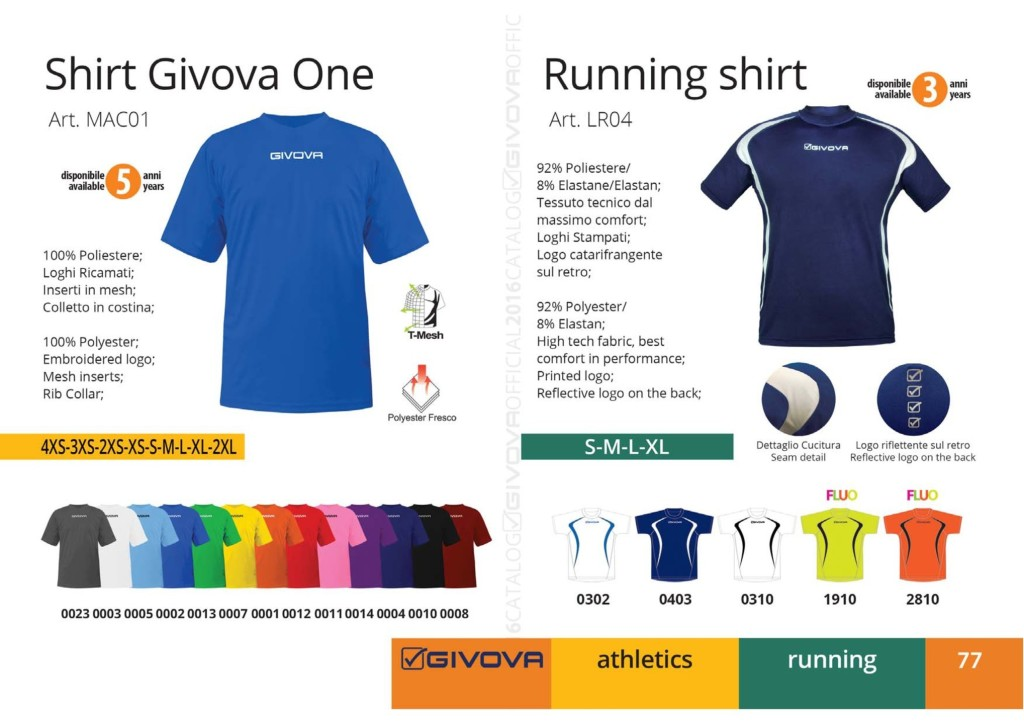 shirt-givova-one-running-shirt