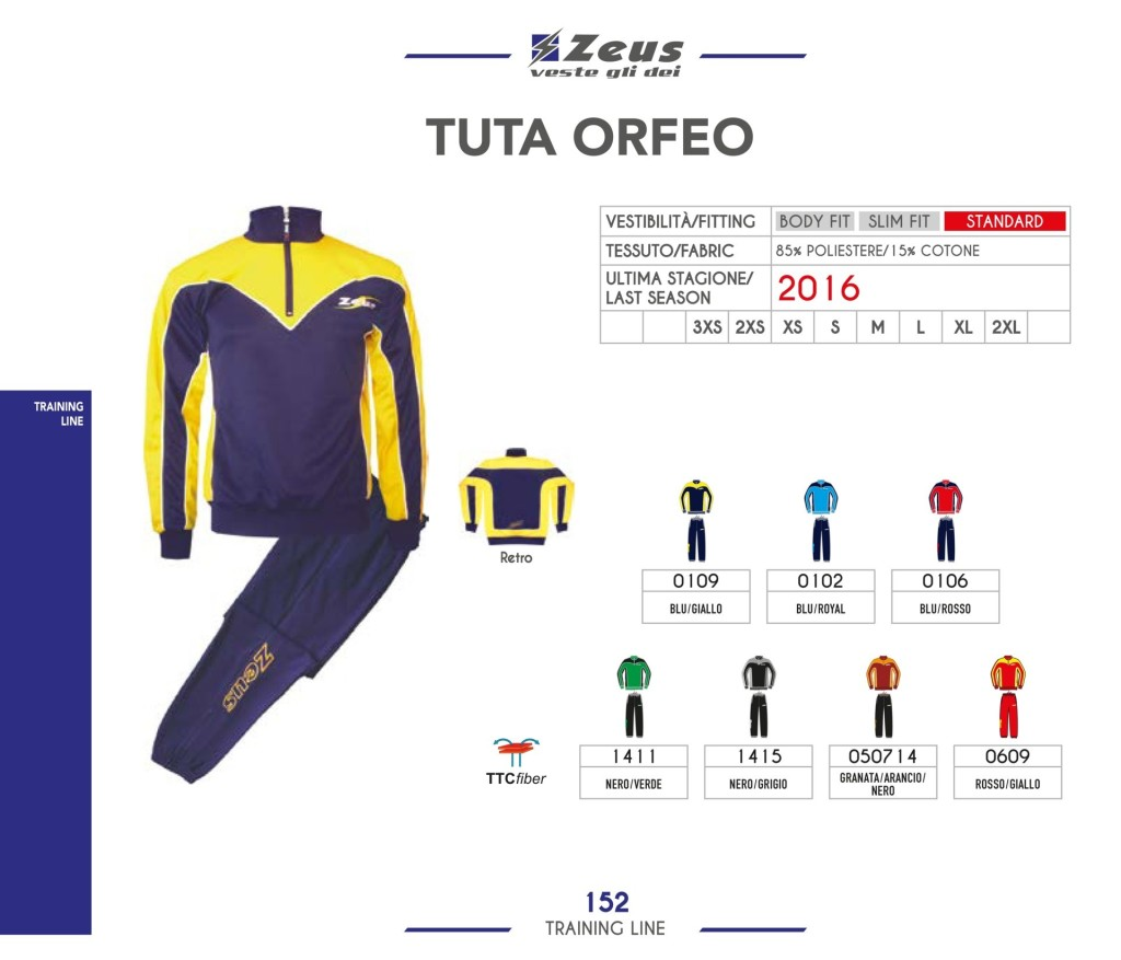 tuta-orfeo