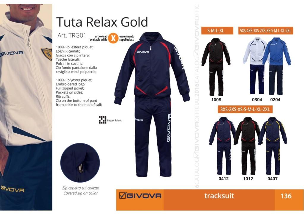 tuta-relax-gold