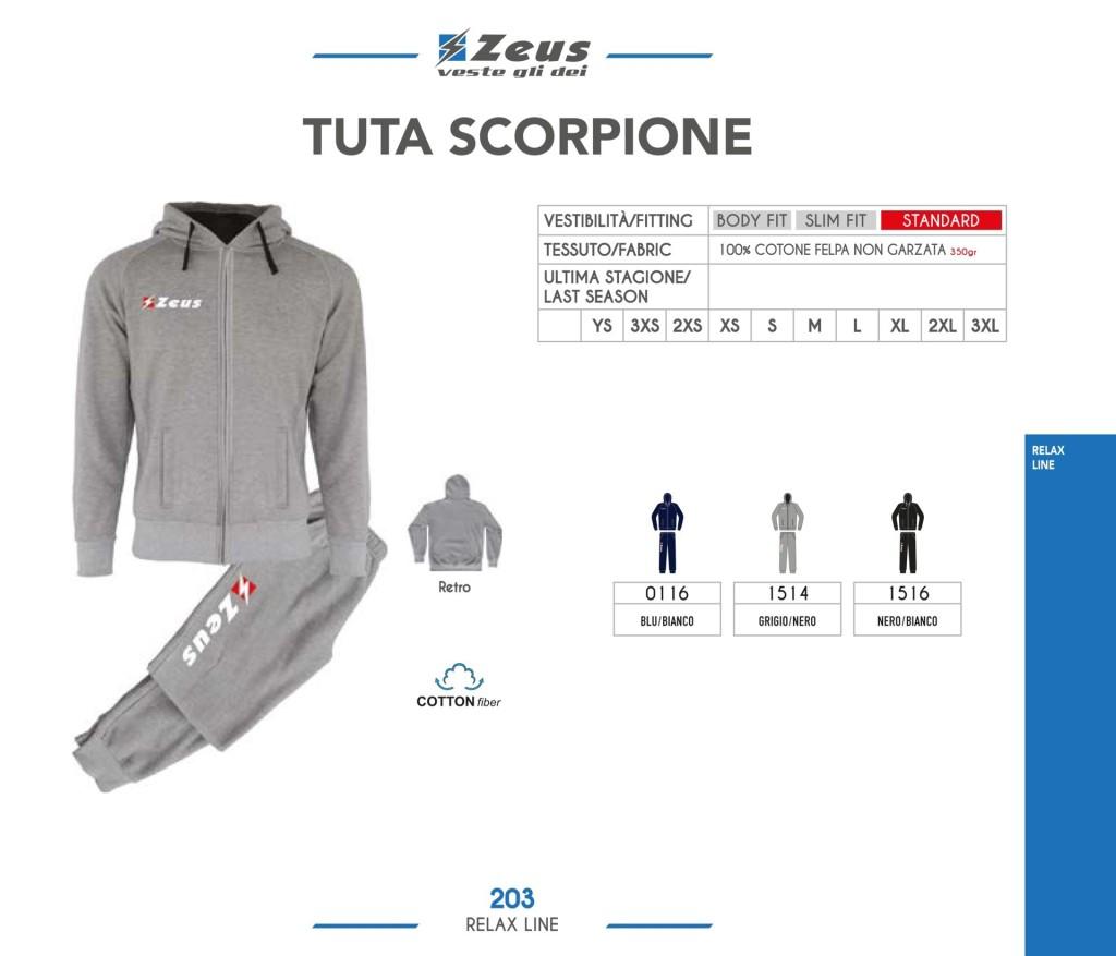 tuta-scorpione