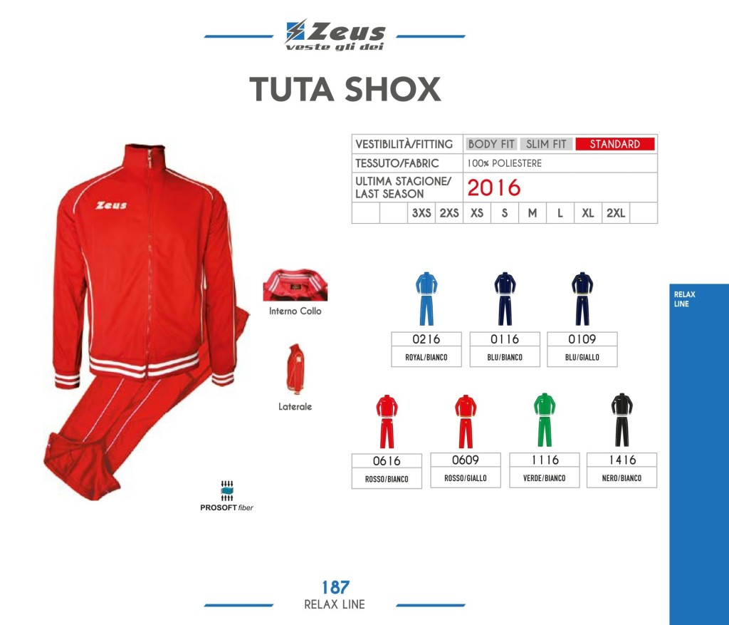 tuta-shox