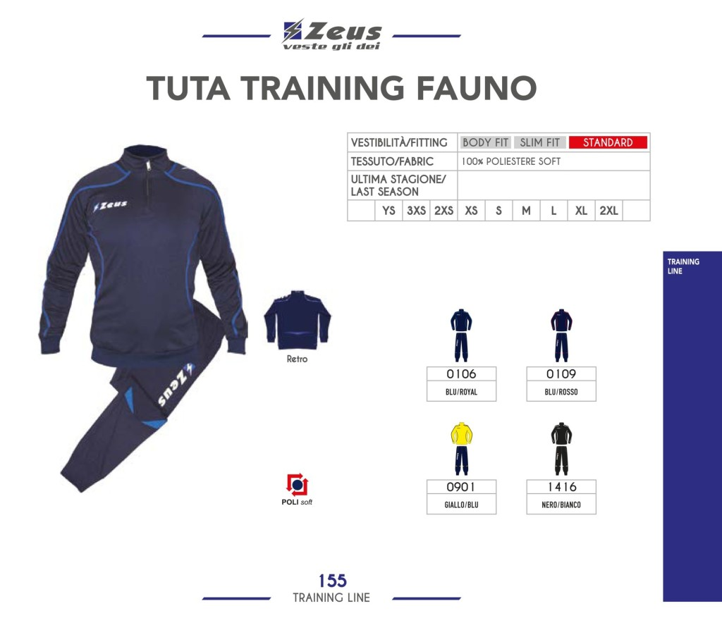 tuta-training-fauno